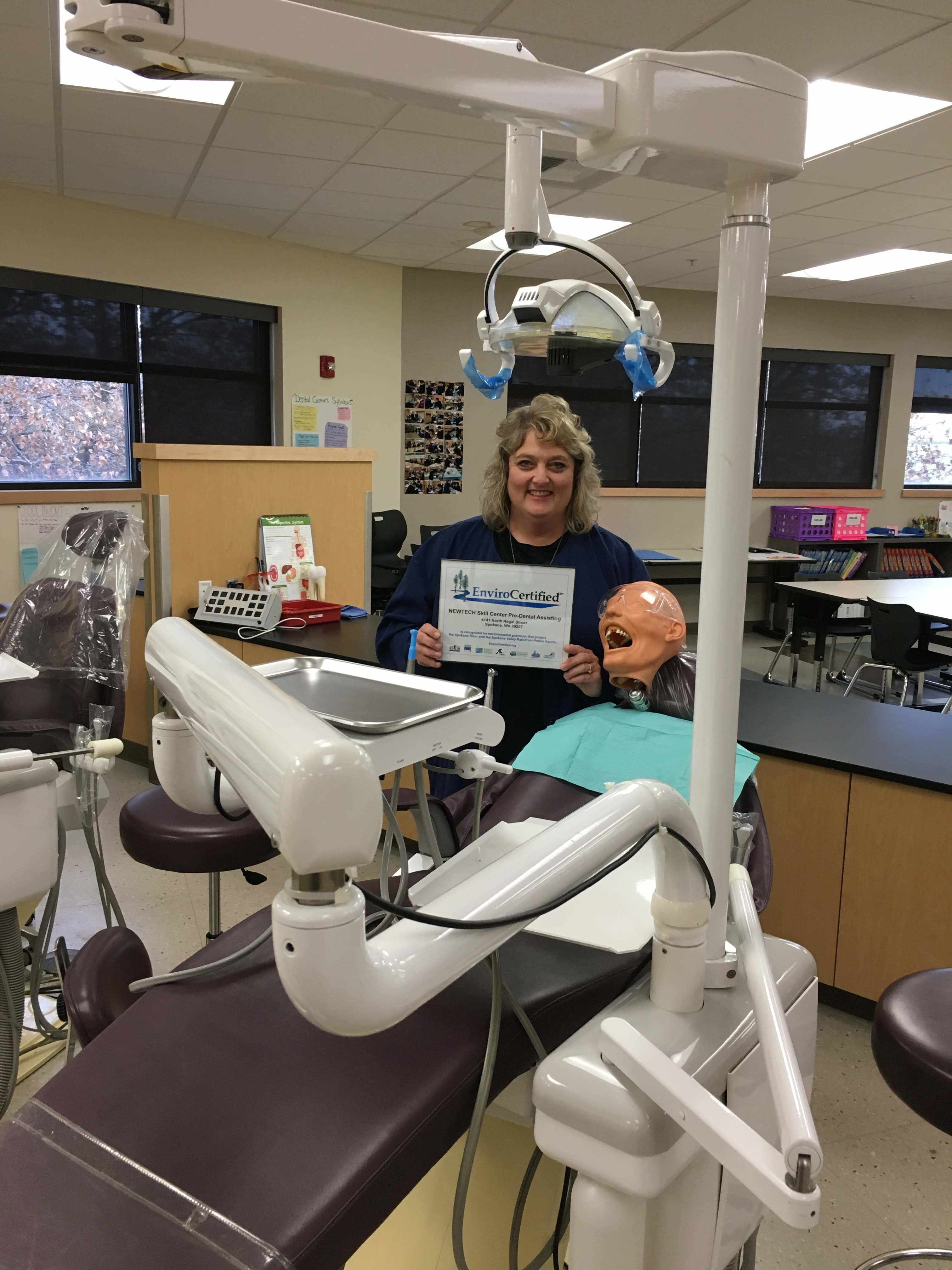 Newtech Skill Center Dental Careers Envirocertified
