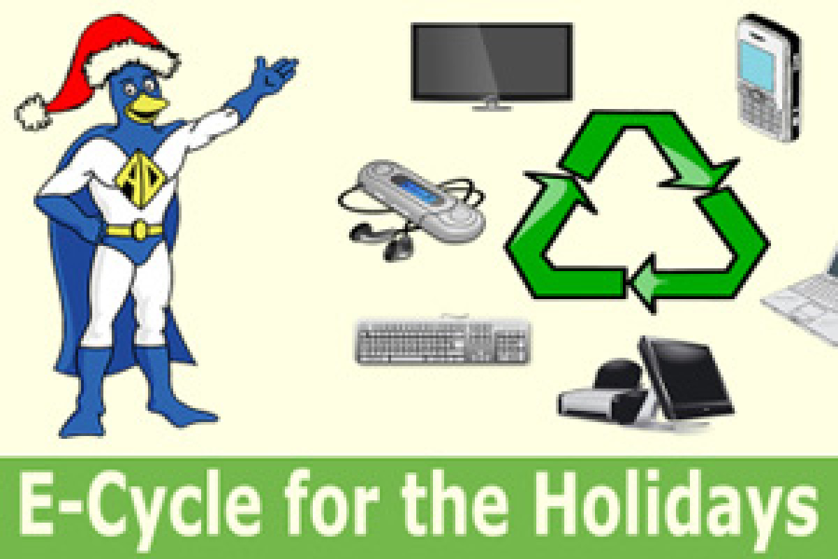 E-Cycle for the Holidays