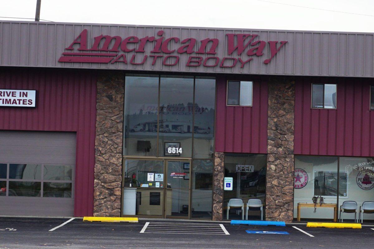 American Way Auto Body