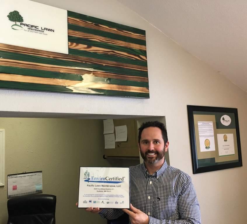Larry H Miller Spokane >> Pacific Lawn Maintenance – EnviroCertified